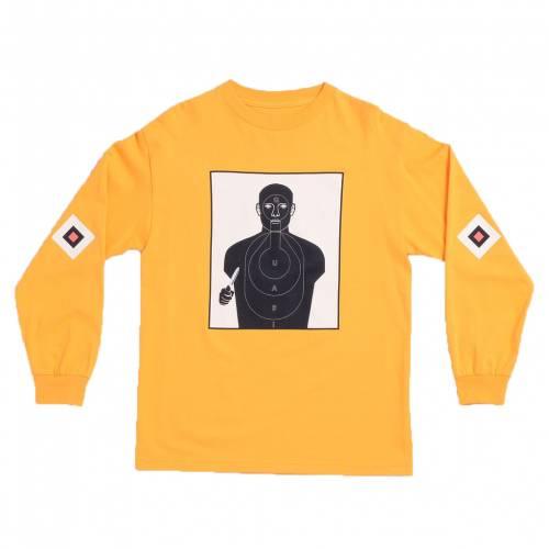 Quasi Skateboard Perp Sweatshirt - Gold