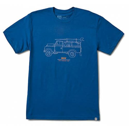 Reef Expedition Tee - Blue