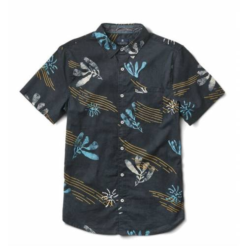 Roark Bull Bay Shirt - Black