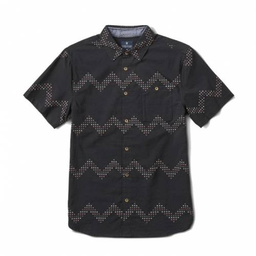 Roark Nine Mile Shirt - Black