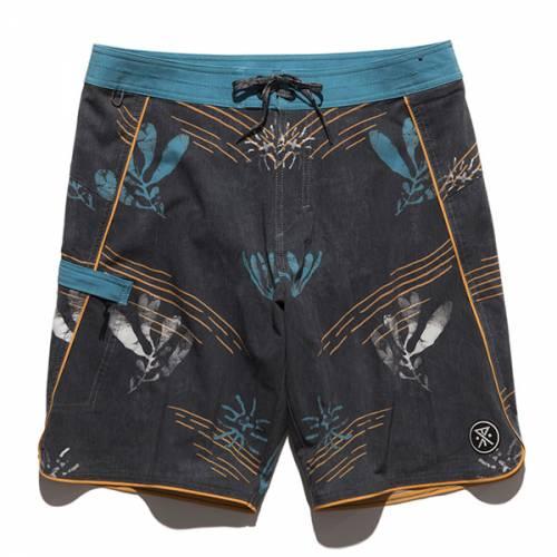 Roark Revival Bull Bay Shorts - Black