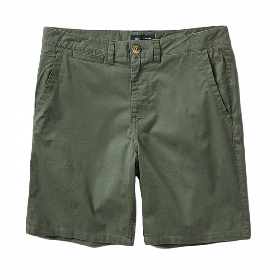 Roark Revival Porter Short - Army