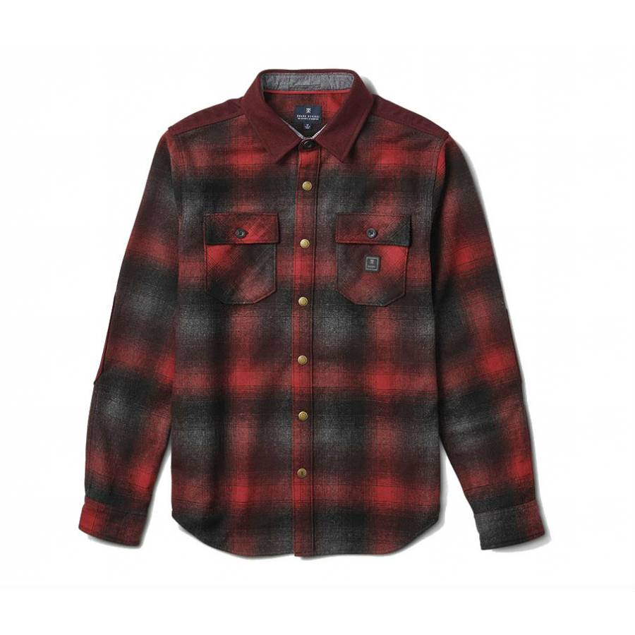 Roark Nordsman Shirt - Red