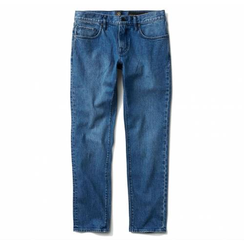 Roark HWY 133 Denim Pants - Wornout Wash