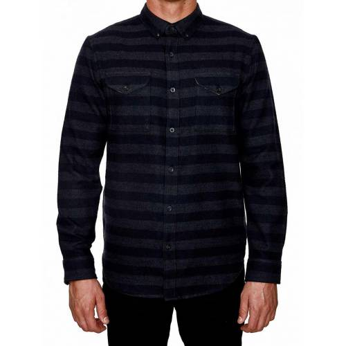Roark Noch Shirt - Black