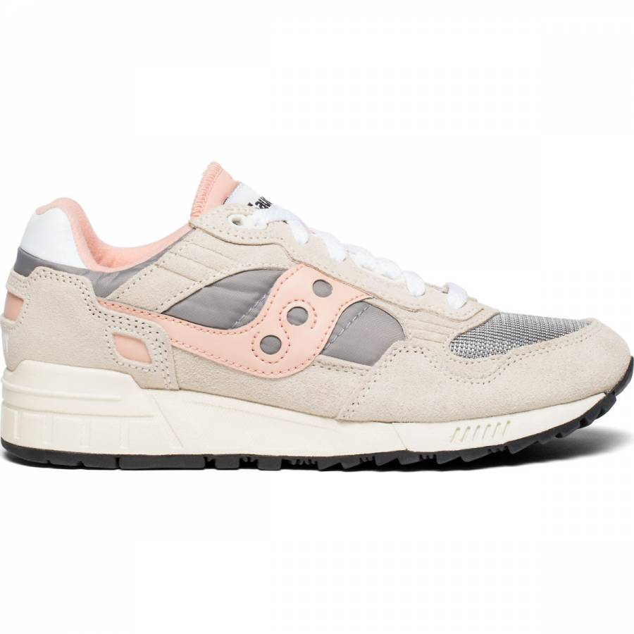 Saucony Shadow 5000 Vintage - White/Grey/Pink