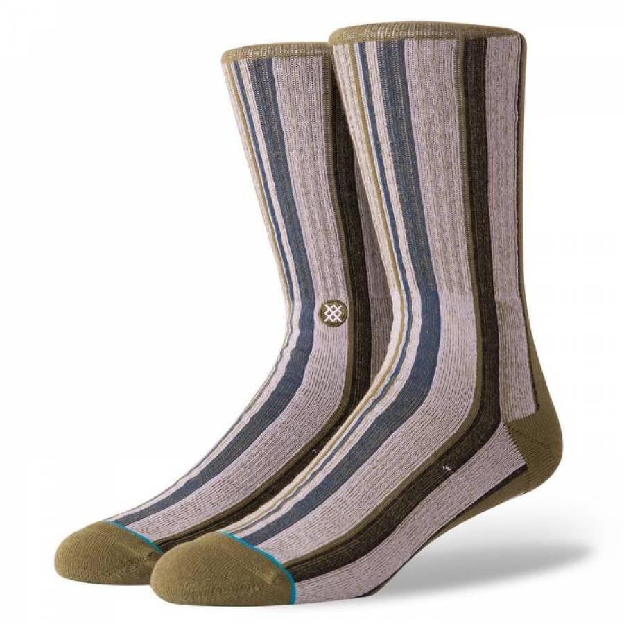 Stance Hammersmith Socks - Olive