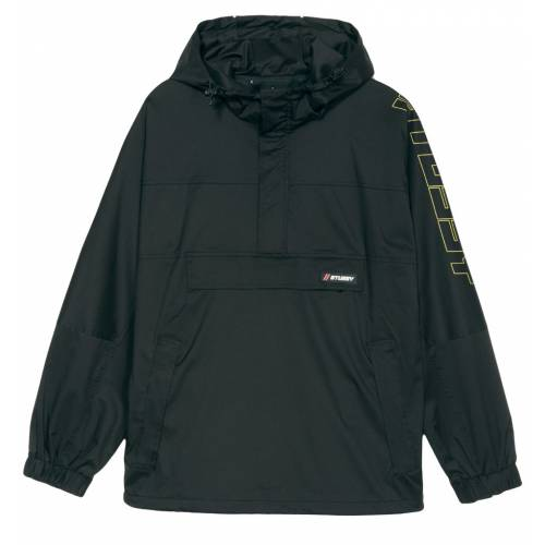 Stussy Alpine Pullover - Black