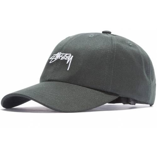 Stussy Suiting Low Pro Cap - Pine