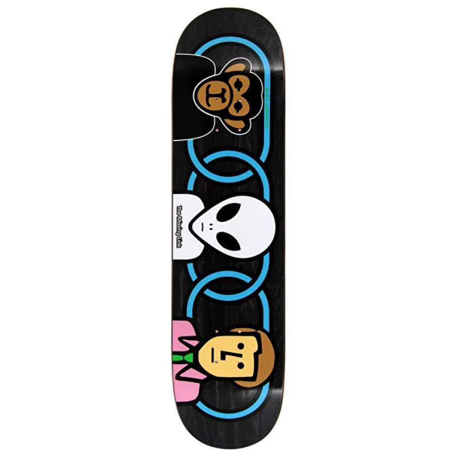 Alien Workshop Missing Link Medium Skateboard Deck...