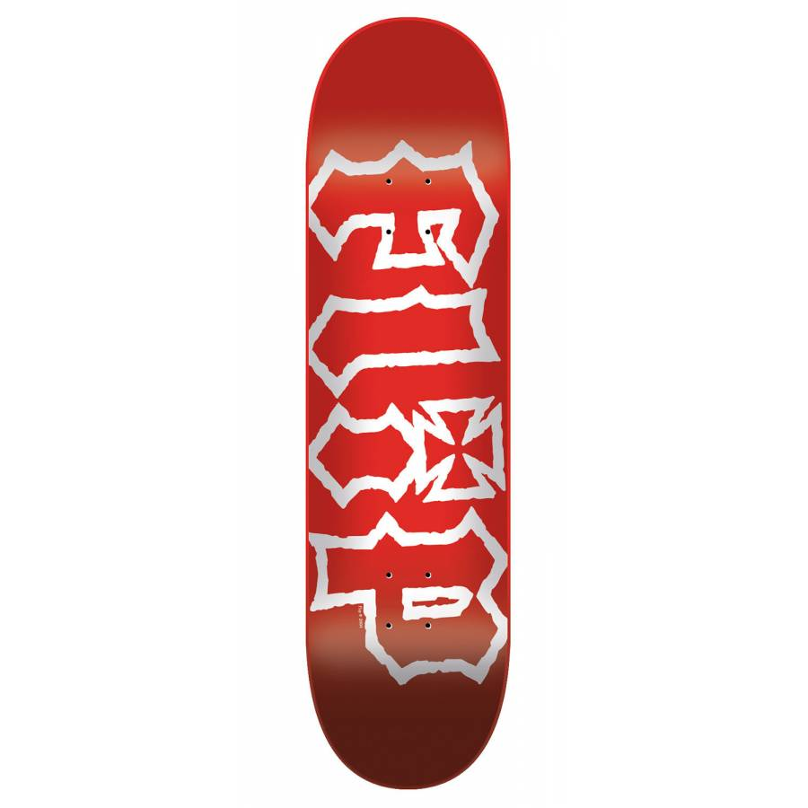 """Flip HKD Decay Red Deck - 8"""""""