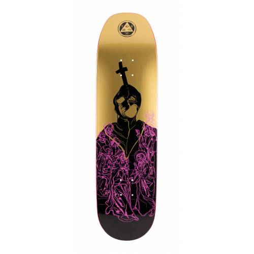 Welcome Skateboards American Idolatry on Baculus B...