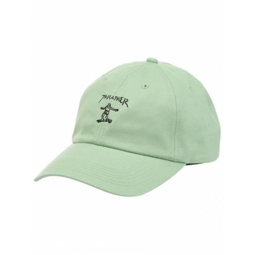 Thrasher Magazine Gonz Old Timer Hat - Mint
