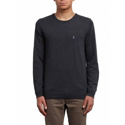 Volcom Uperstand Sweatshirt - Black