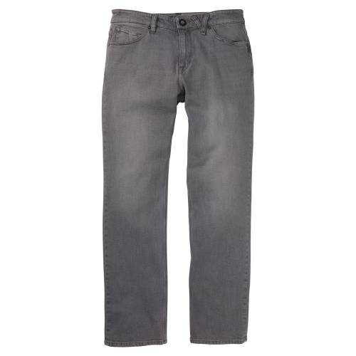 Volcom Kinkade Regular Fit Jeans - Grey Vintage