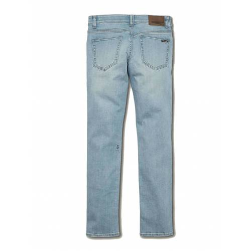 Volcom Solver Tapered Jeans - Allover Stone Light
