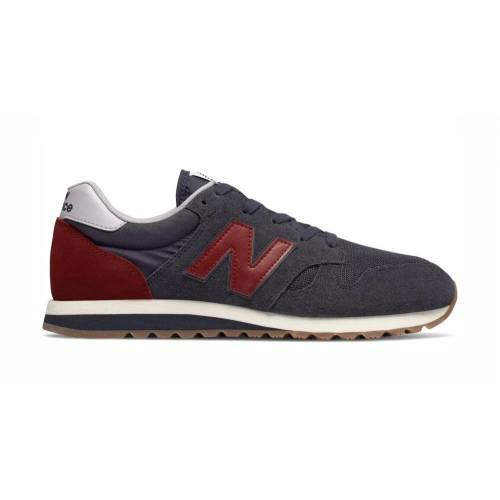 New Balance 520 Shoes - Outerspace With Scarlet