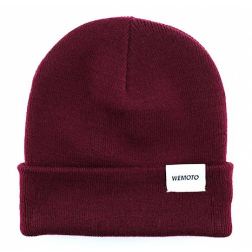 Wemoto North Beanie - Burgundy