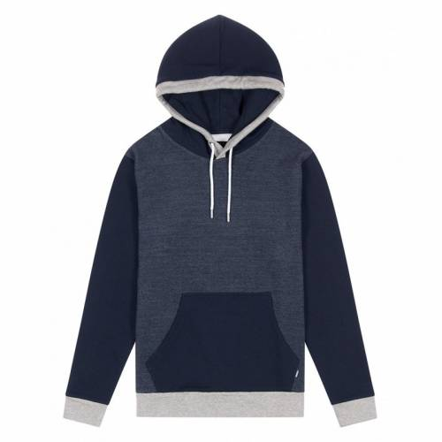 Wemoto Patch Sweatshirt - Navy Blue