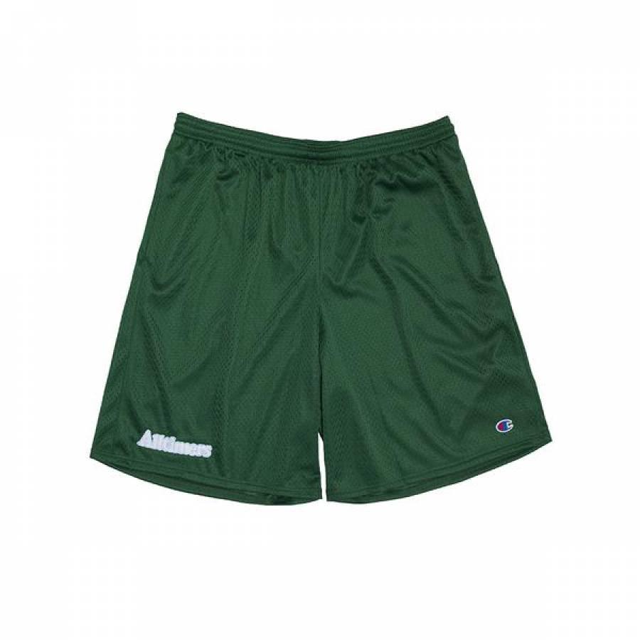 Alltimers Broadway Champion Shorts - Dark Green
