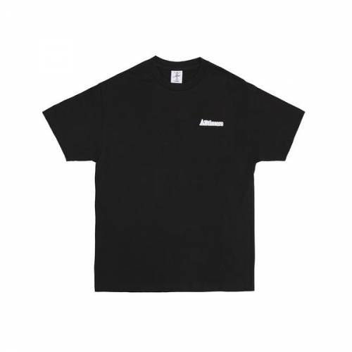 Alltimers Broadway Embroidered Tee - Black