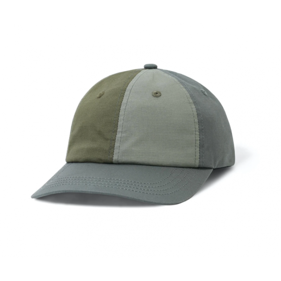 Butter Goods Patchwork 6 Panel - Army