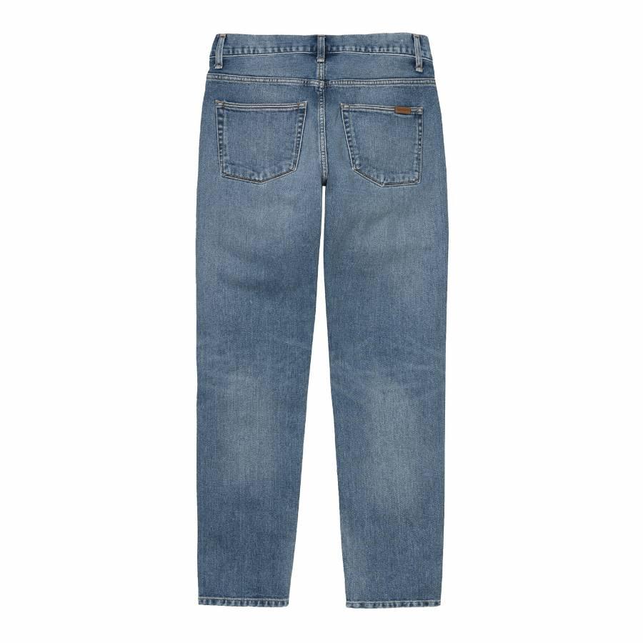 Carhartt Vicious Pant - Blue (Worn Bleached)