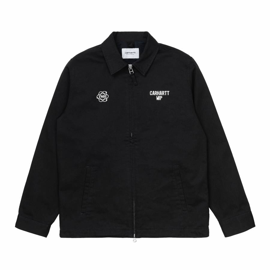 Carhartt Cartograph Jacket - Black
