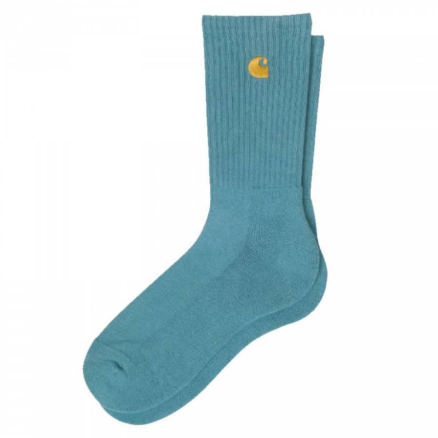 Carhartt Chase Socks - Hydro / Gold