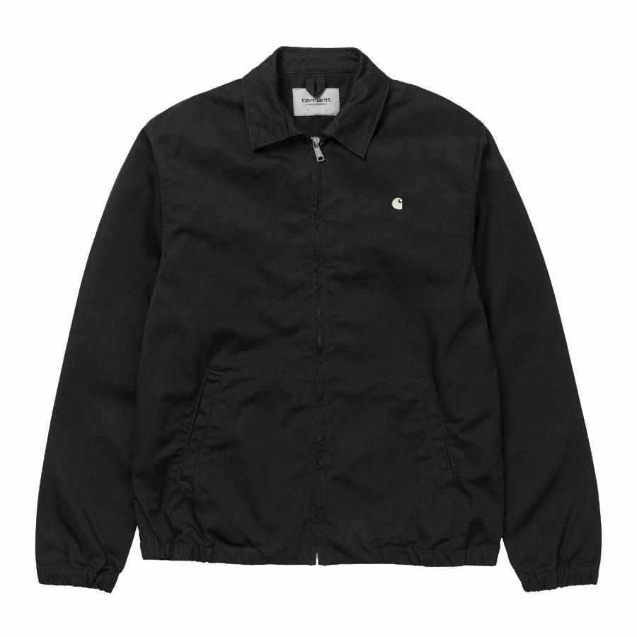 Carhartt Madison Jacket - Black / Wax