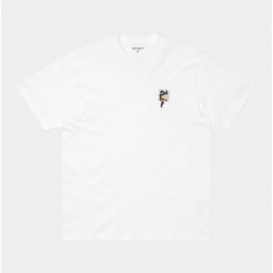 Carhartt S/S Teef T-Shirt -  White