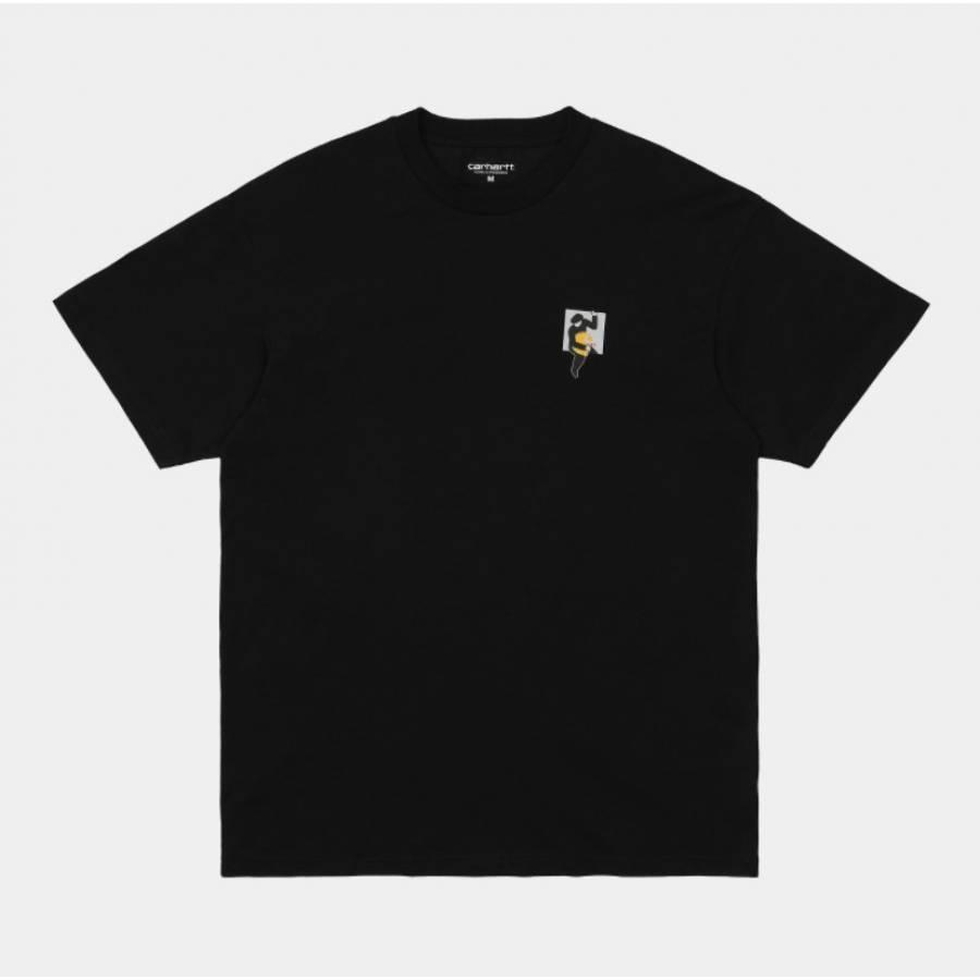 Carhartt S/S Teef T-Shirt -  Black
