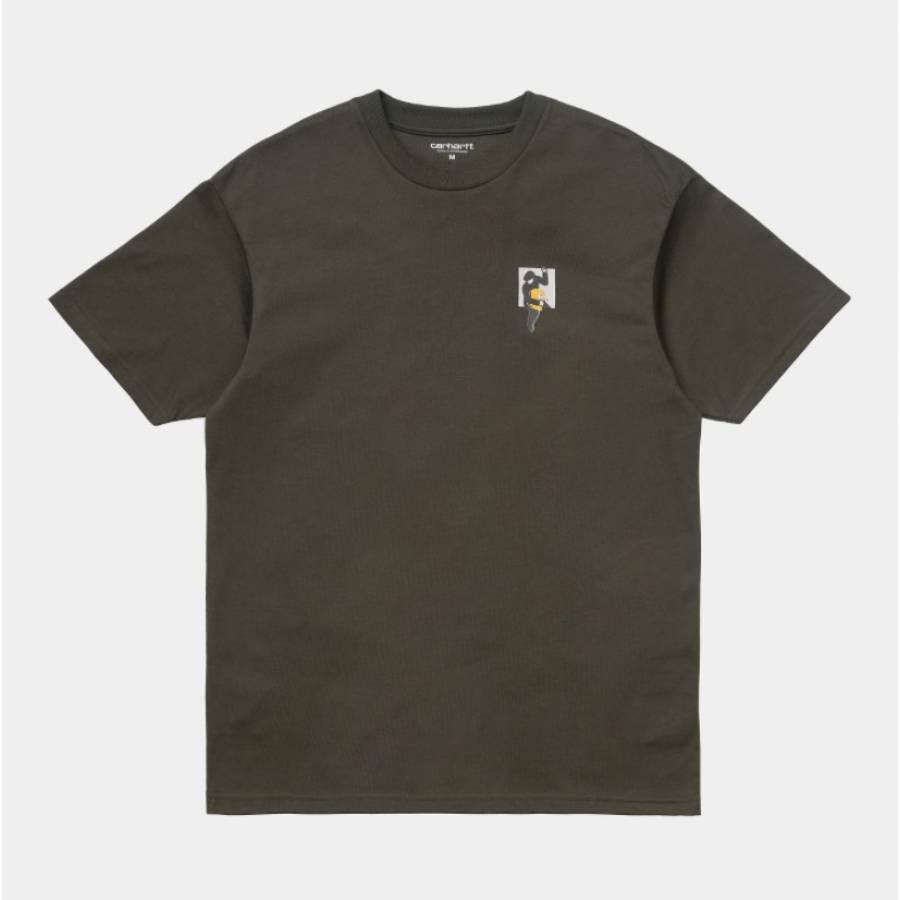 Carhartt S/S Teef T-Shirt - Cypress