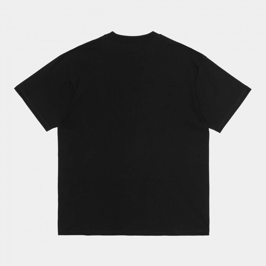 Carhartt S/S Warm Meatloaf T-shirts - Black