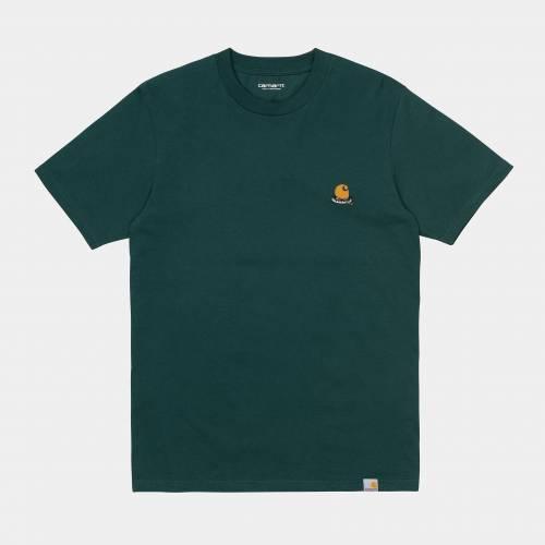 Carhartt S/S Trap C T-Shirt - Fraiser