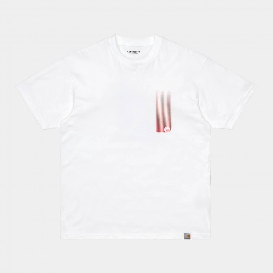 Carhartt S/S Discover T-Shirt - White