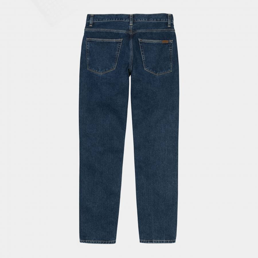 Carhartt Vicious Pant - Blue (Stone Washed)