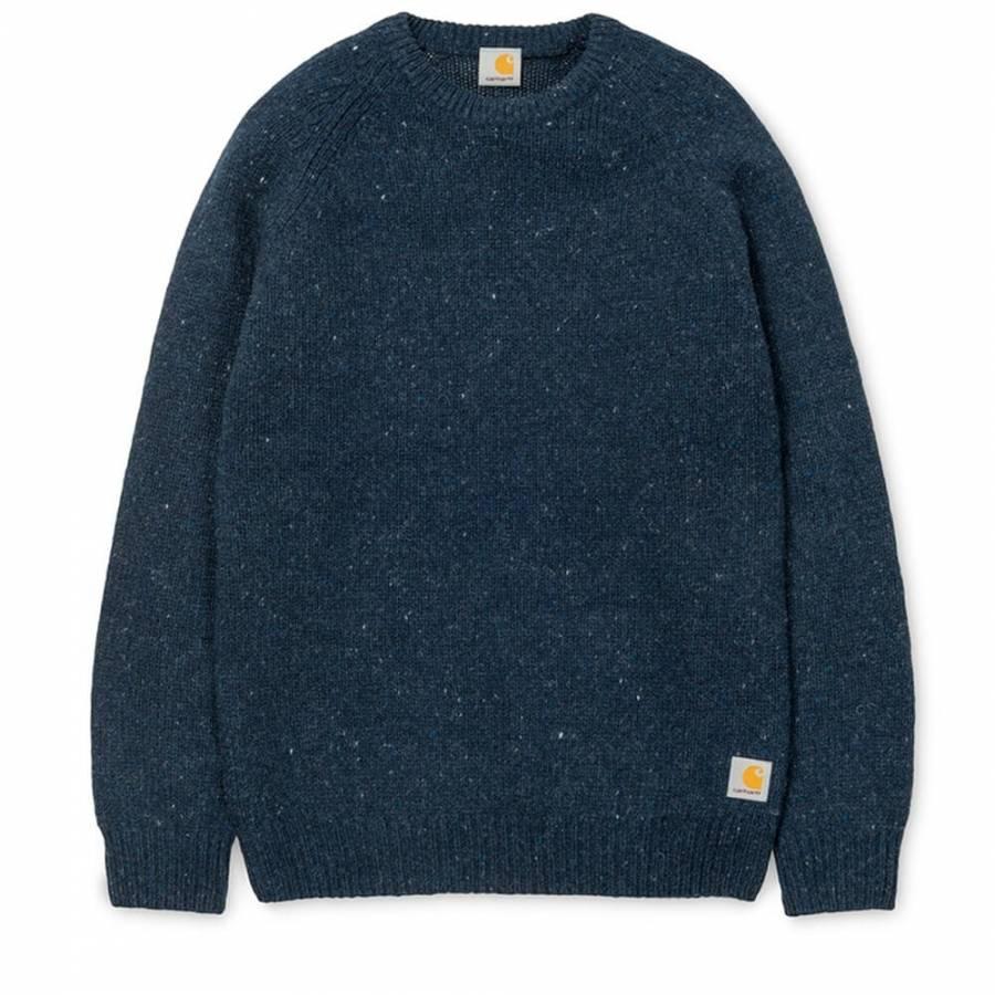 Carhartt Angelistic Sweater - Dark Navy