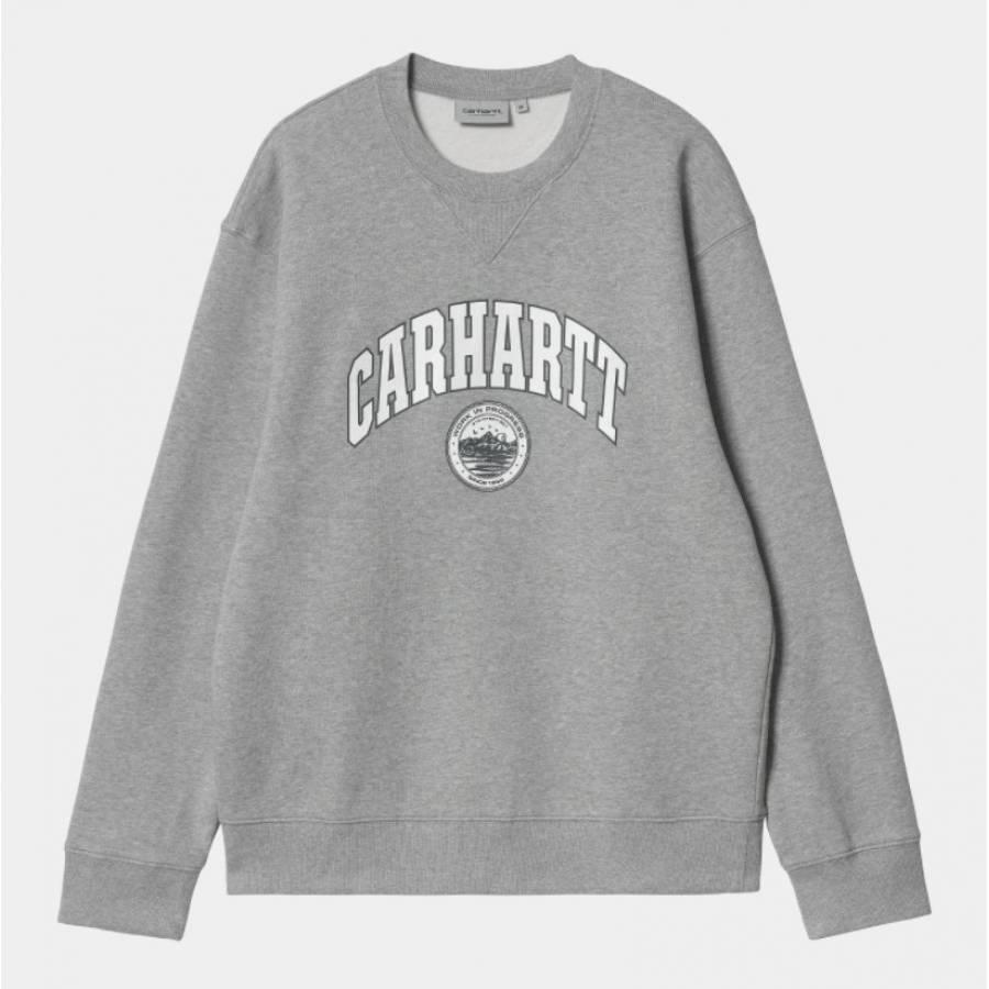 Carhartt Berkeley Sweat - Grey Heather