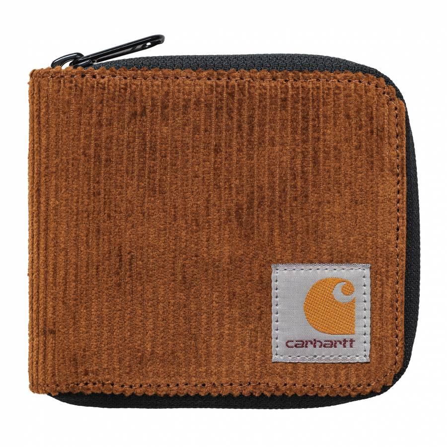 Carhartt Flint Zip Wallet - Tawny