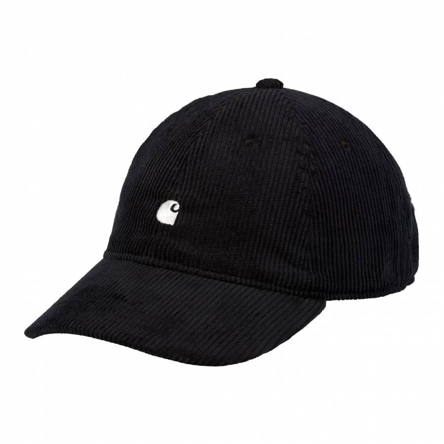 Carhartt Harlem Cap - Black / Wax