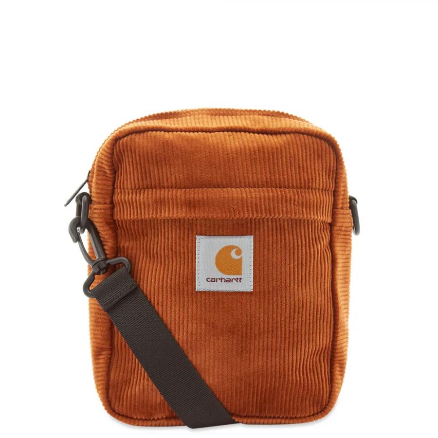 Carhartt Cord Shoulder Bag - Brandy