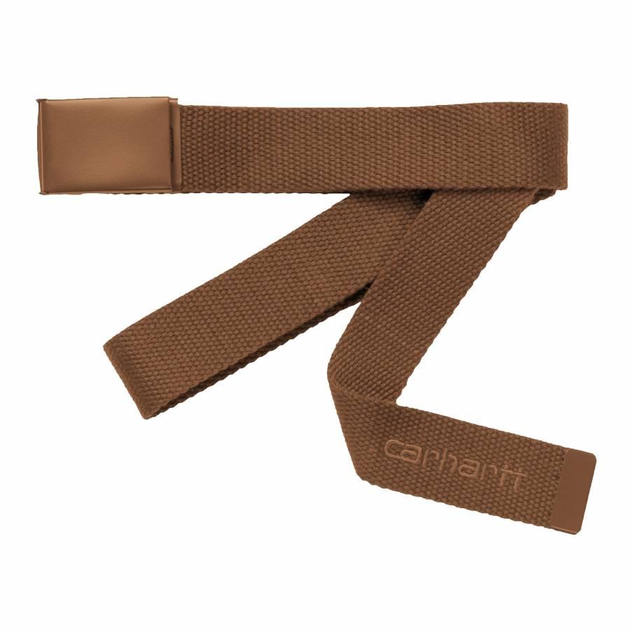 Carhartt Script Belt Tonal - Hamilton Brown