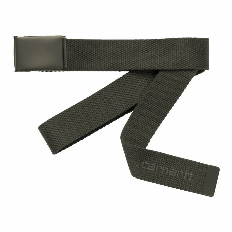 Carhartt Script Belt Tonal - Cypress