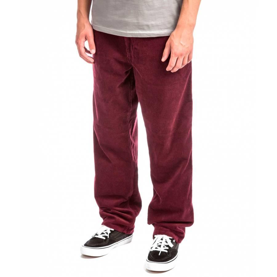 Carhartt Simple Pant Coventry Pants - Jam ( rinsed...