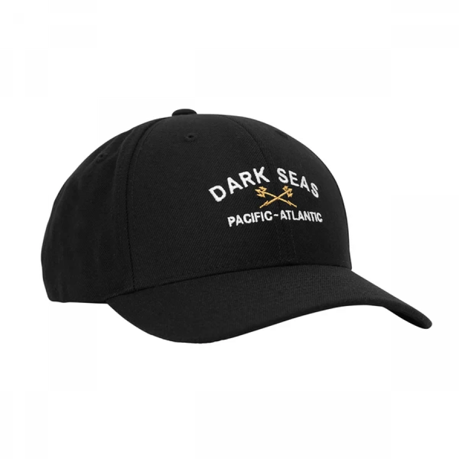 Dark Seas Patrick Hat - Black