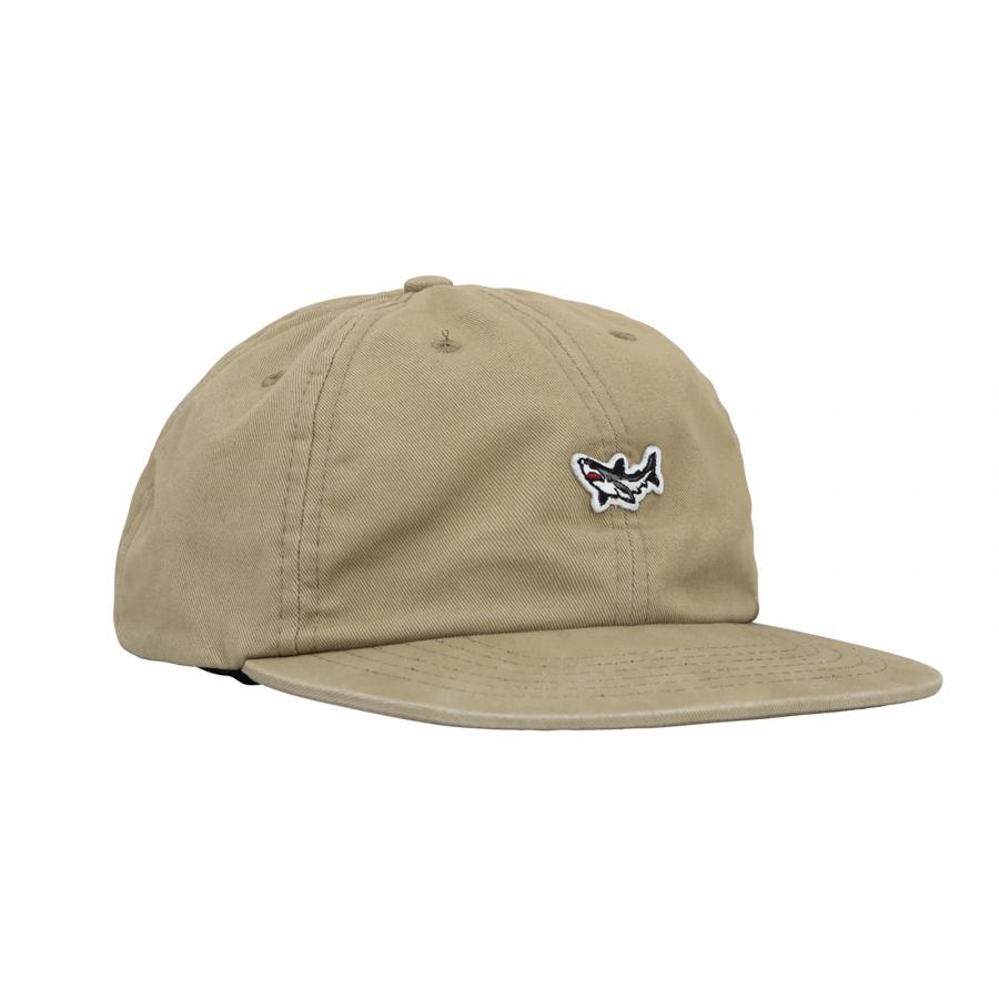 Dark Seas Newhall Cap - Khaki