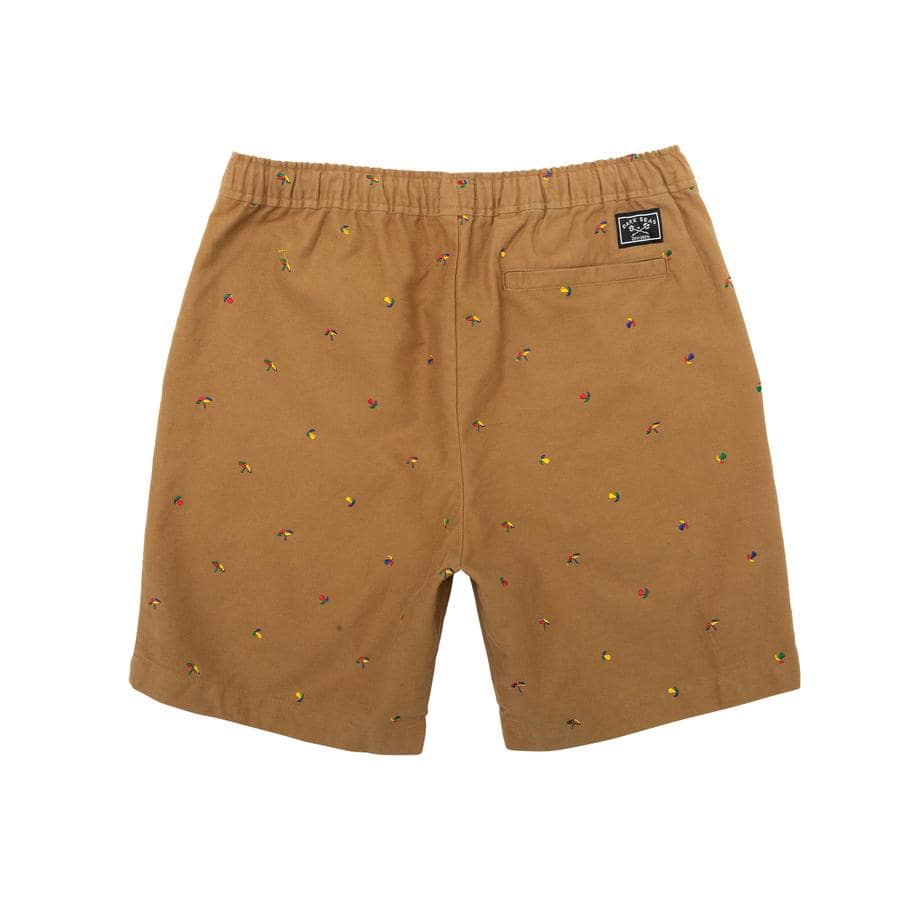 Dark Seas PawTucket Short - Khaki
