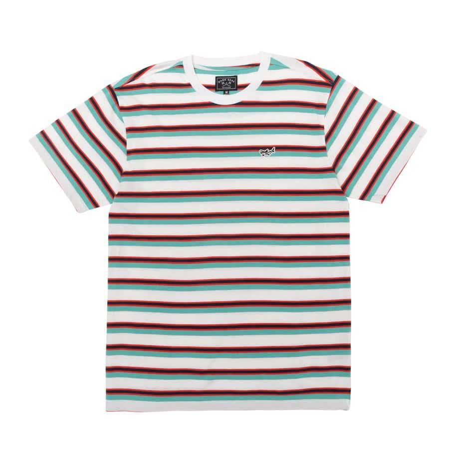 Dark Seas T-shirt Barge Knit