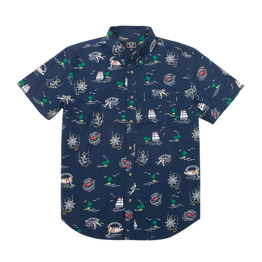 Dark Seas Montauk Shirt